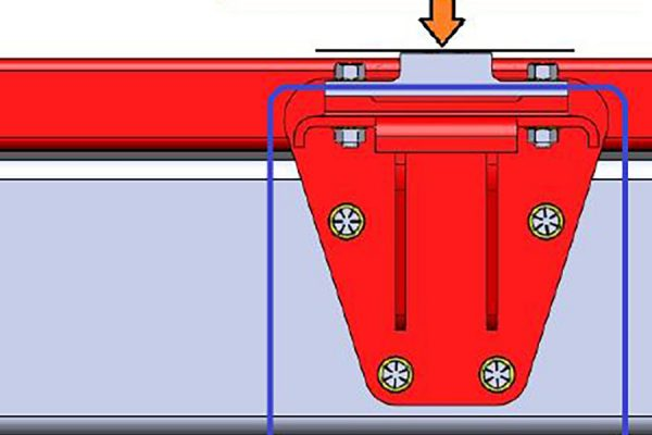 Incorporating Load Cells into a Sub-Frame